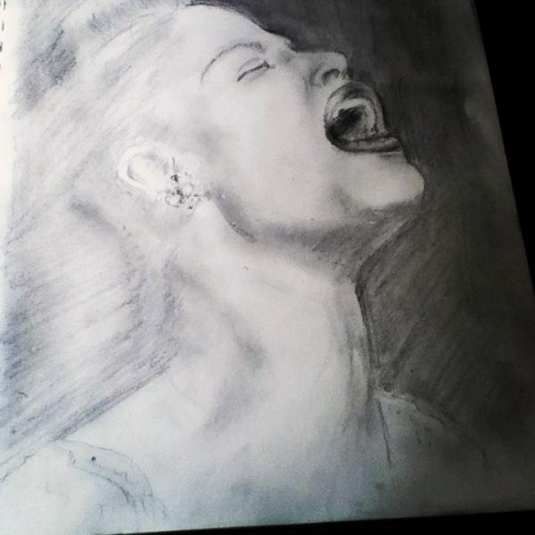 Billie Holiday par etalbothenry
